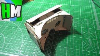 Как сделать очки виртуальной реальности.