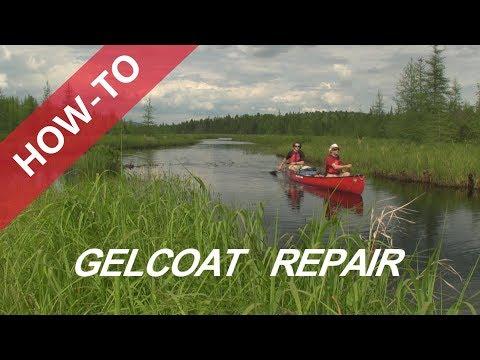 Gelcoat Repair   How-To