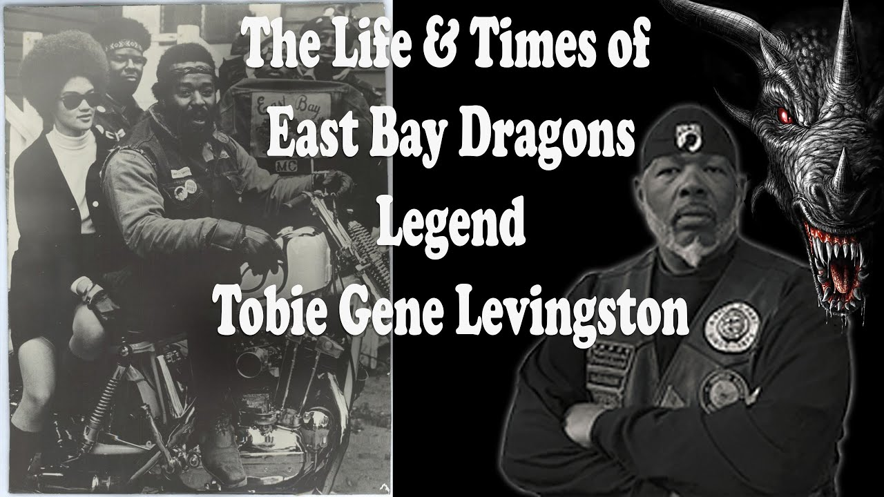Remembering the Life & Times of East Bay Dragon's Legend Tobie Gene Levingston