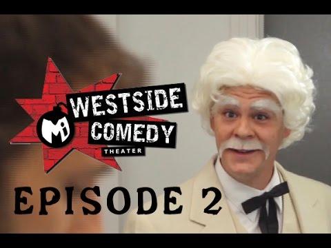 Westside Comedy's ThisisMarkTwain@aol.com - Episode 2