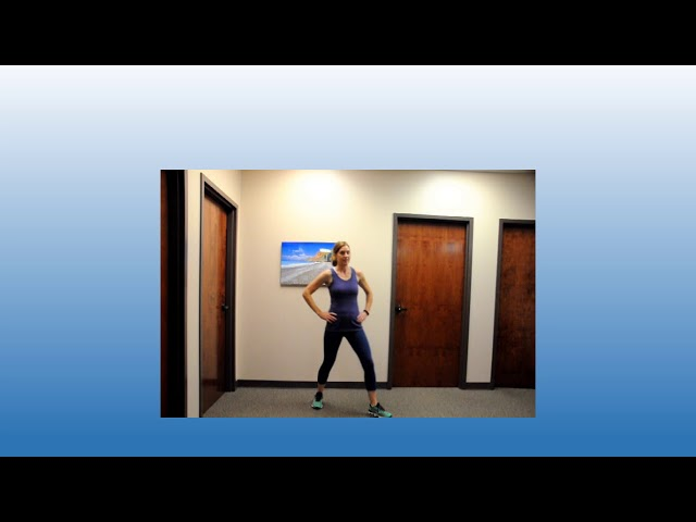 Standing Hip Mobility Exercises