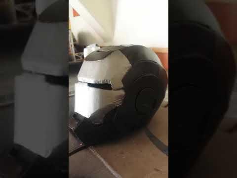 War Machine Mark 1 Helmet