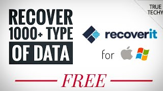 Recover Any Deleted,Lost,Formatted,Crashed Data Free For Windows/Mac | SD Card Free Recovery