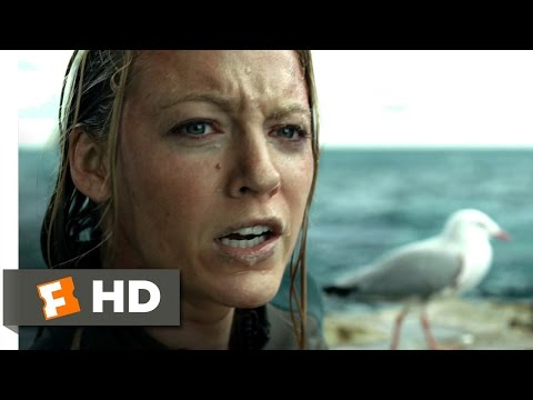 The Shallows 510 Movie CLIP  Get Out of the Water! 2016 HD