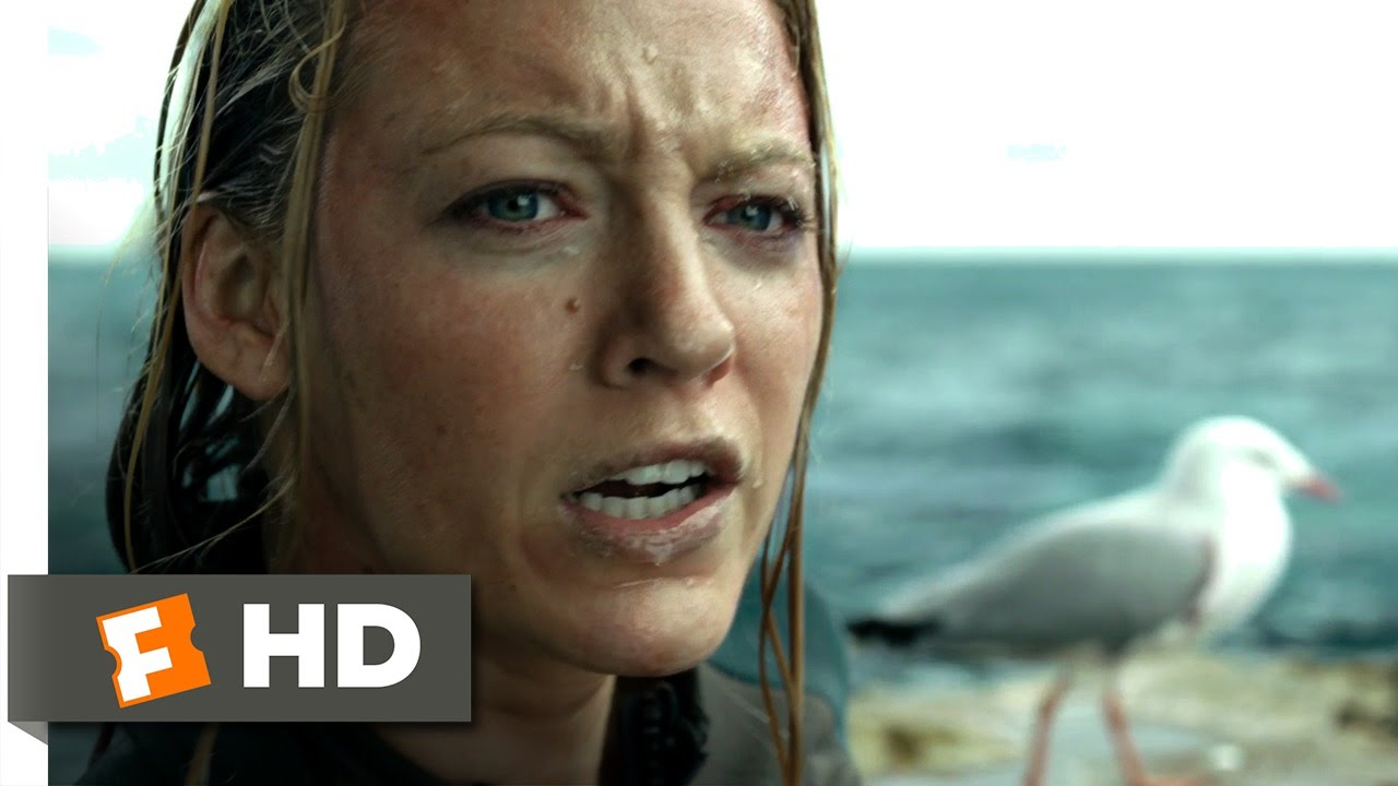 Download The Shallows (5/10) Movie CLIP - Get Out of the Water! (2016) HD