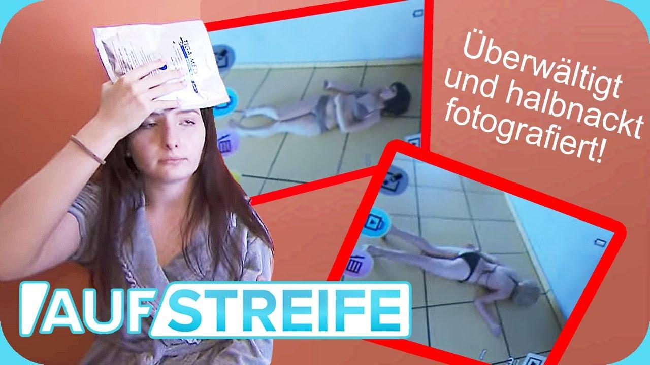 Download Hinterlistiges Verbrechen in der Sauna: Heimlich betäubt & niedergeschlagen! | Auf Streife | SAT.1