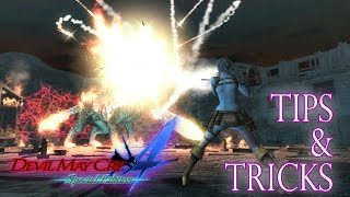 Devil May Cry 4 Special Edition - Dev Team Combos - Lady 3