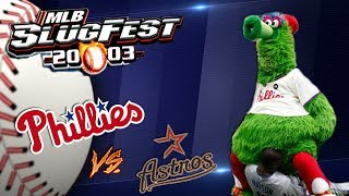 MLB Slugfest 2003: Fighting in Baseball