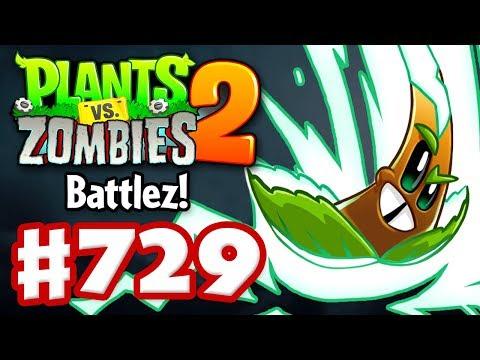 ELECTRICI-TEA New Plant - Plants vs Zombies 2 - Gameplay Walkthrough Part 729