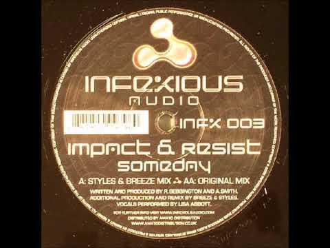Impact & Resist - Someday (Breeze & Styles Remix) (2006)
