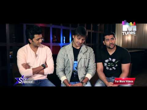 Vivek Oberoi, Aftab Shivdasani and Ritesh Deshmukh talk about Grand Masti only on MTunes HD