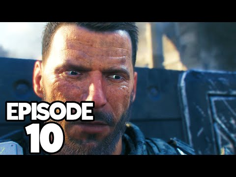 Call of Duty Black Ops 3 Playthrough and Gameplay #10