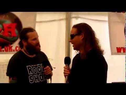 Devildriver Interview - Bloodstock Festival 2013