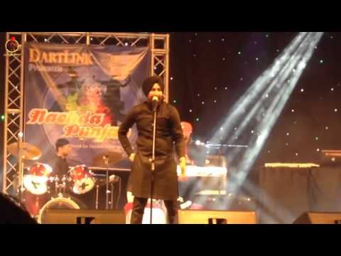 RANJIT BAWA :- LIVE PERFORMANCE AT DUBAI 2015 | OFFICIAL FULL VIDEO HD