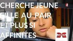 Complément d'enquête. Cherche jeune fille au pair et plus si affinités - 9 nov. 2017 (France 2)