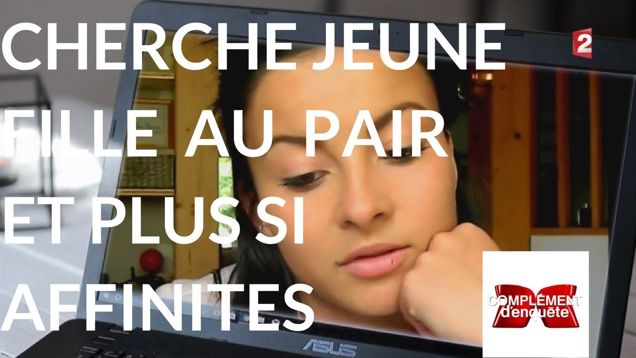 Cherche fille au pair en france