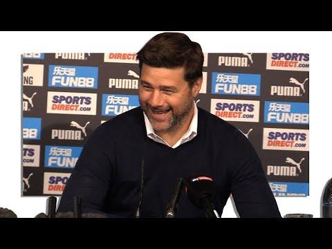 Newcastle 0-2 Tottenham - Mauricio Pochettino Full Post Match Press Conference - Premier League