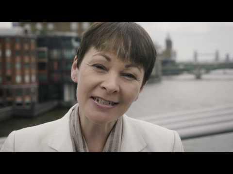 Caroline Lucas: Vote Remain to build bridges, not burn them