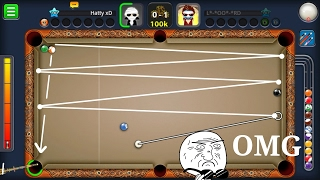 INSANE TRICKS. - Indirect Highlights - (Aloord Ayman)+Berlin Platz - Miniclip 8 Ball Pool -1080p