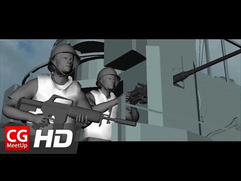 CGI Making of HD: Northern Limit Line by Macrograph