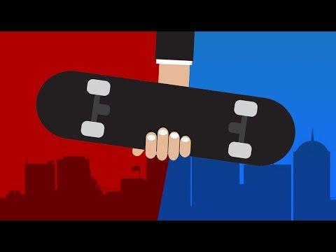 LET'S SKATE! - Skate 2 - Husband vs Wife!