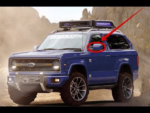 WOW AMAZING!! 2020 Ford Bronco hybrid version