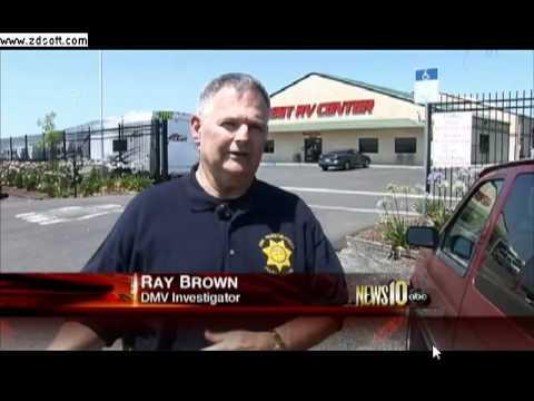 Best RV Dealership Raided by DMV in Turlock