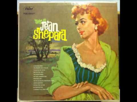 Jean Shepard - **TRIBUTE** - The Other Woman (1956).