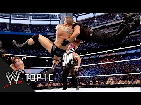 WWE TOP 10 FINISHERS