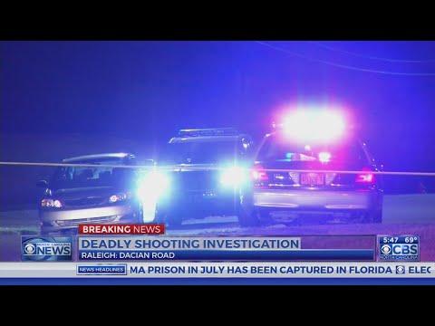 4 shot, 2 killed in separate Raleigh shootings, police say