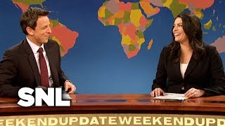 Weekend Update: Headlines from 1/25/14 - SNL