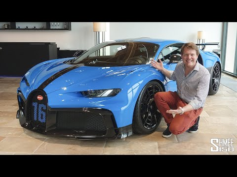 Check Out the BUGATTI CHIRON PUR SPORT! | FIRST LOOK