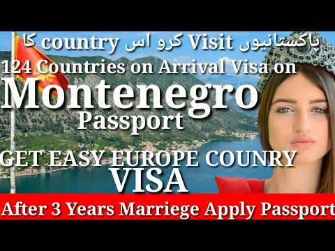 Montenegro Visa and Living Information | Entertainment Tv 786