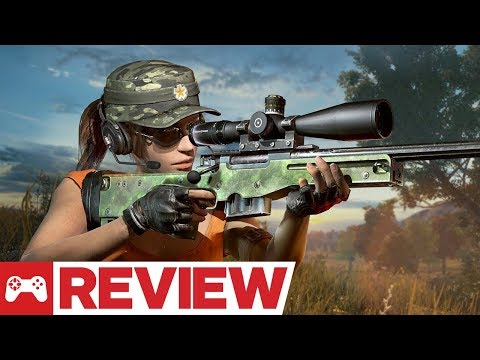 PlayerUnknown's Battlegrounds PC v1.0 Review