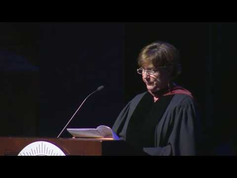 Nancy Seruto: College Commencement Speech 2017