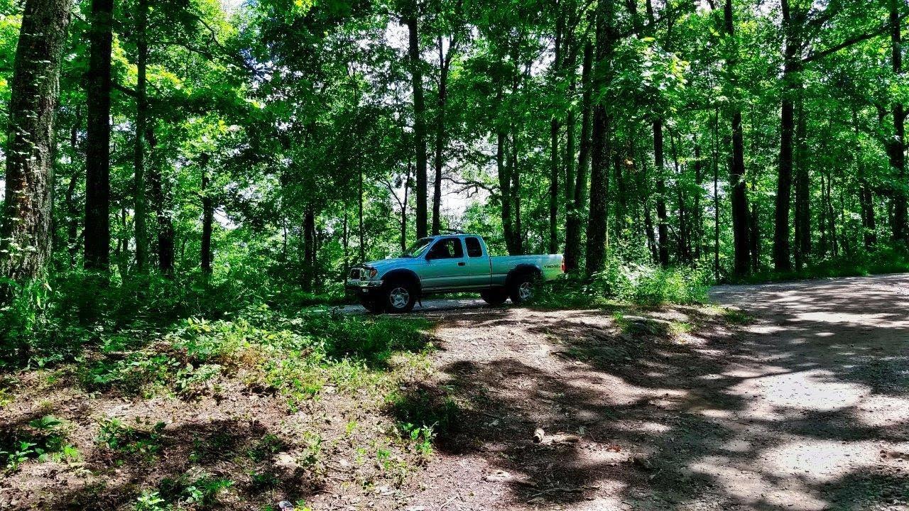 Tray Mountain Road - Georgia Offroad Trail