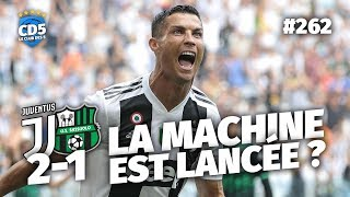 Download Video Replay #262 : Débrief Juventus vs Sassuolo (2-1) / Marseille vs Guingamp (4-0) - #CD5 MP3 3GP MP4