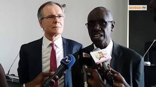 Forum Mondial de l'eau : lancement initiative Dakar 2021