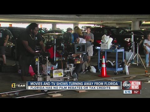 Lack of subsidies in film industry driving Florida jobs to other states