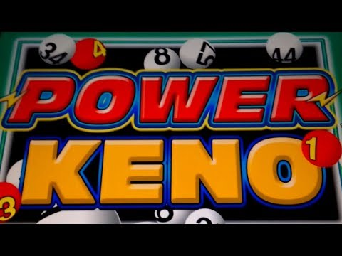 Power Keno - $8 MAX BET - NICE SESSION!