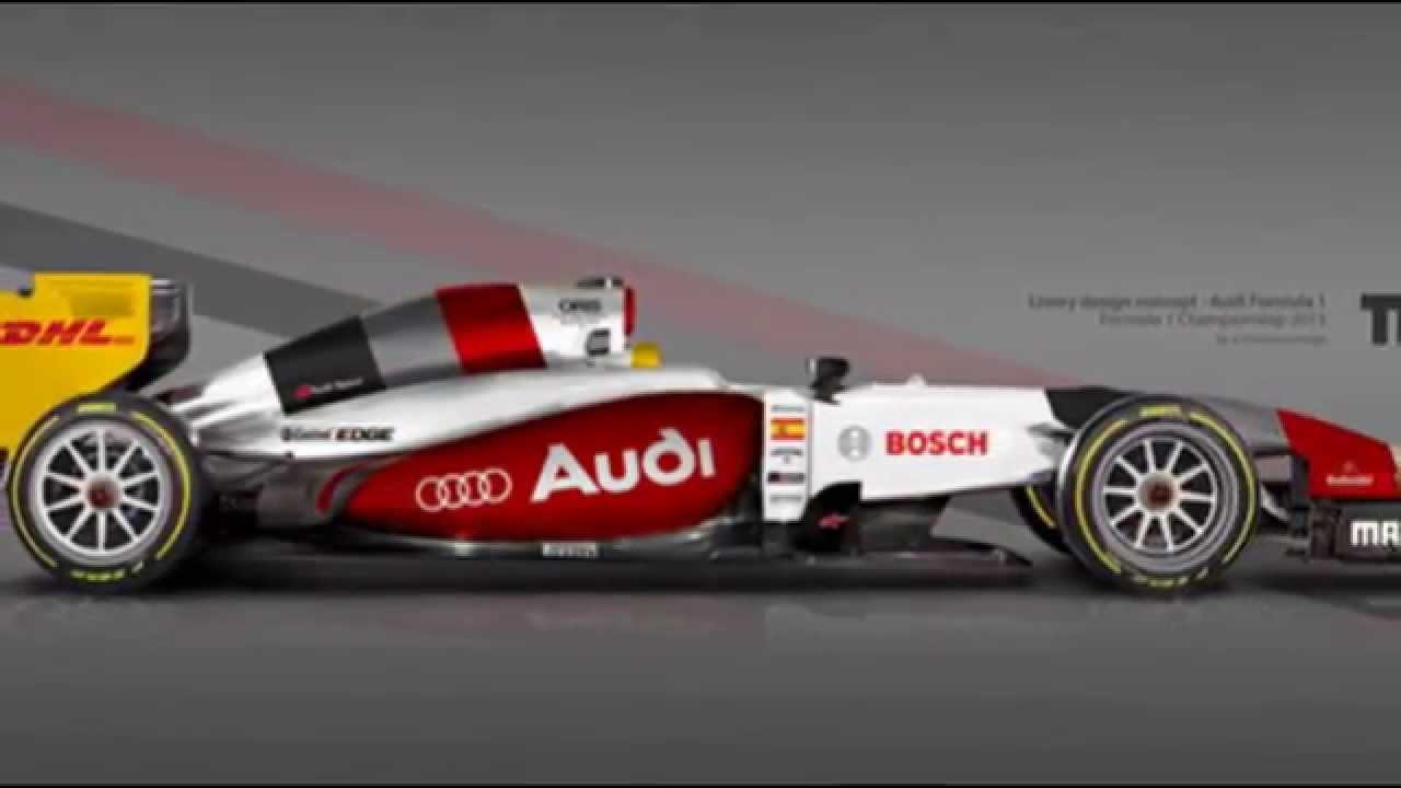 F1 2016 cars concept designs hd youtube for New farnichar design 2016