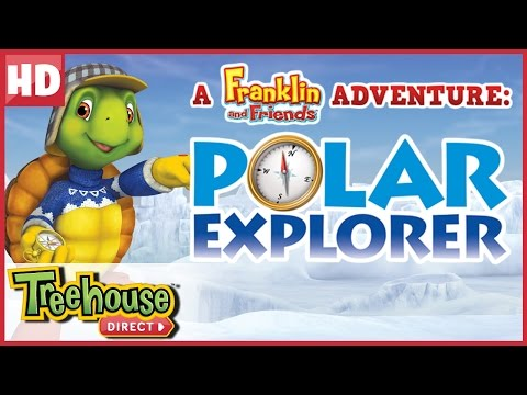 Franklin and Friends: Polar Explorer SPECIAL! | Funny Animal