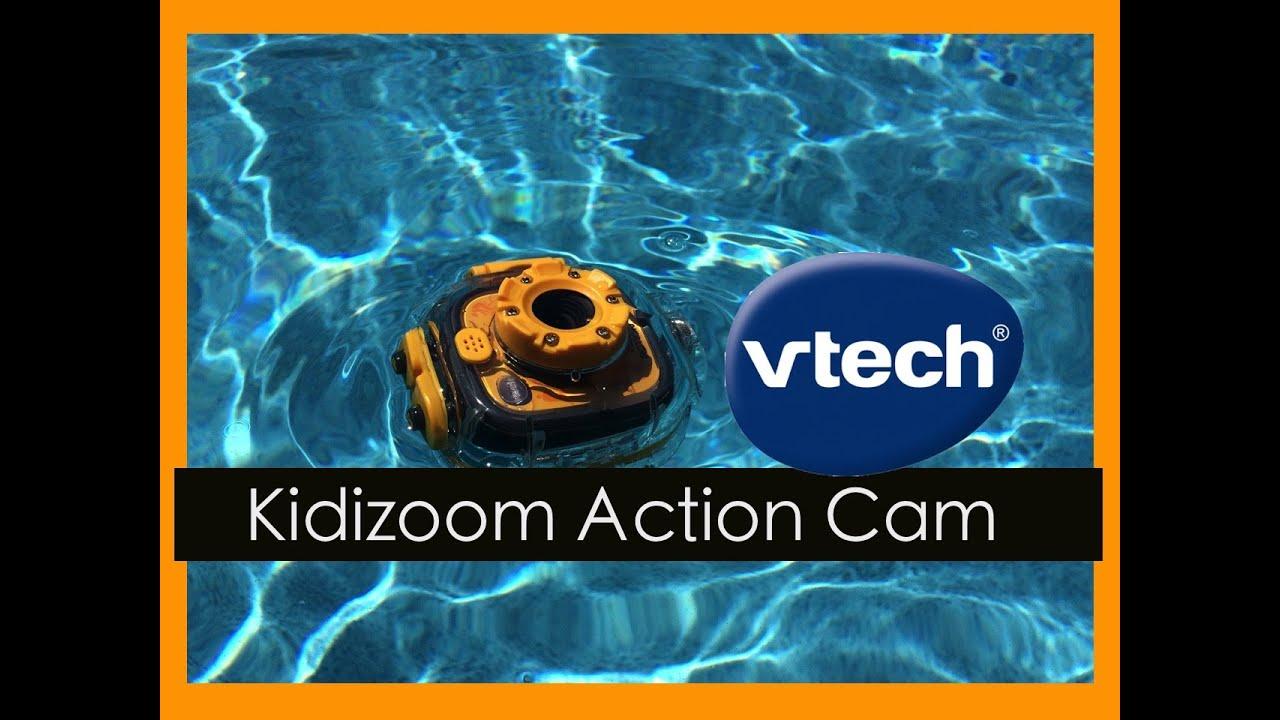 video review vtech kidizoom action camera youtube. Black Bedroom Furniture Sets. Home Design Ideas