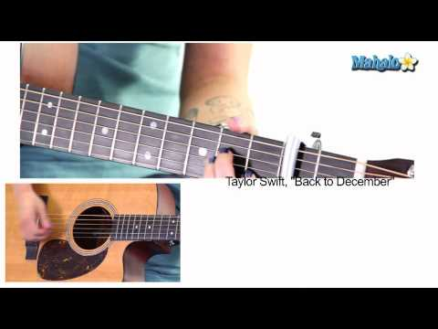 Back To December Ukulele Chords Taylor Swift Khmer Chords