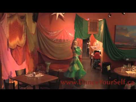 Raks Suhaila by Victoria at  Moroccan Night Restaurant Show