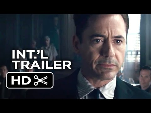 The Judge Official UK Trailer #1 (2014) - Robert Downey Jr., Billy Bob Thornton Movie HD