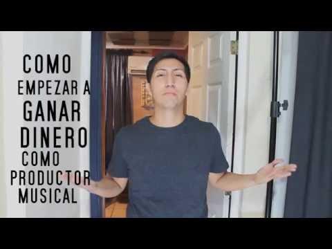 empieza a GANAR DINERO como PRODUCTOR MUSICAL