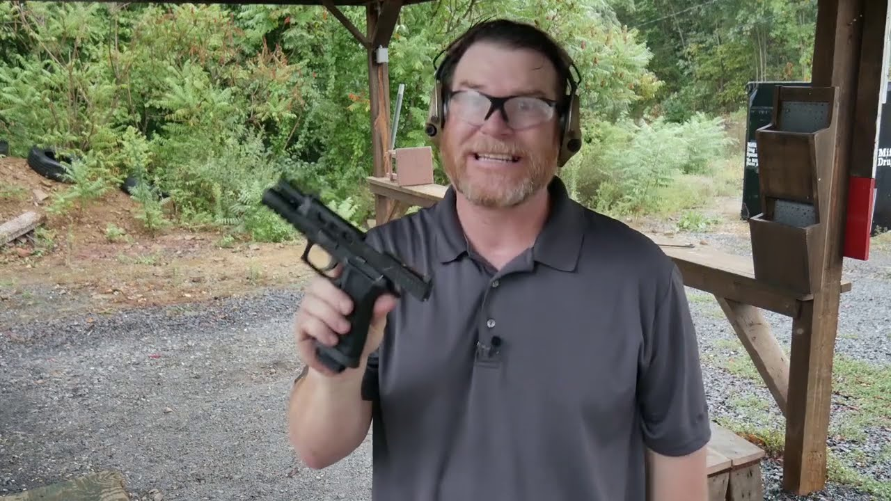 Live Free Armory LF320 Elite Review and Demonstration