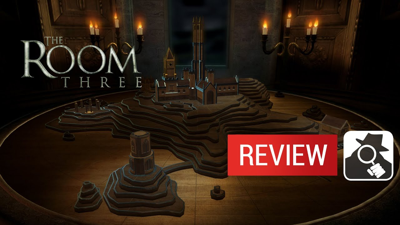 THE ROOM THREE | AppSpy Review - YouTube