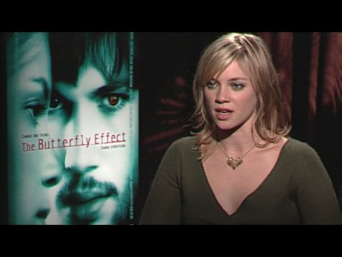 'The Butterfly Effect' Interview